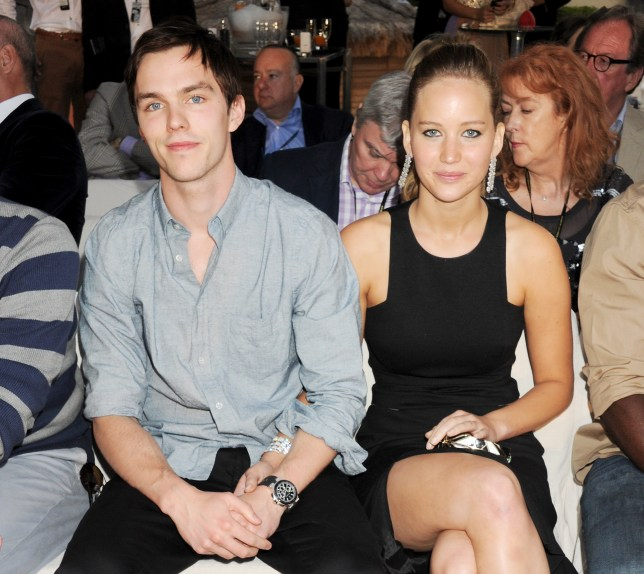 Are Jennifer Lawrence And Nicholas Hoult Rekindling Their