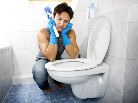 Cleaning your toilet regularly might be killing you, suggests study