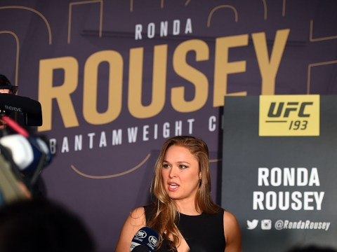 Ronda Rousey's training woes part of reason for media black-out before UFC comeback