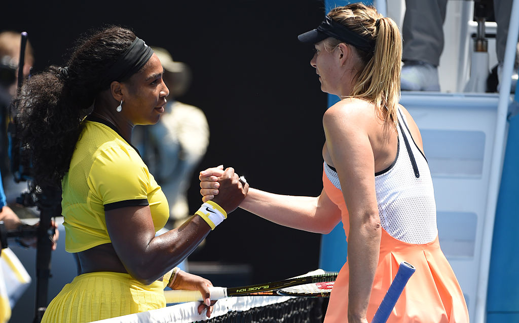 Serena Williams reignites Maria Sharapova feud by throwing shade at her on Twitter