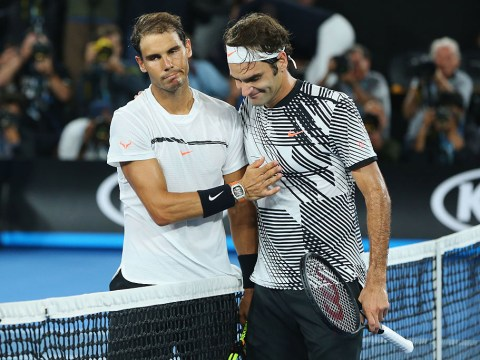 Rafael Nadal hails perfect role model Roger Federer after reaching US Open semi-finals