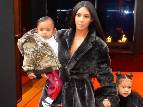 Kim Kardashian opens up about being told she'd miscarried whilst pregnant with North