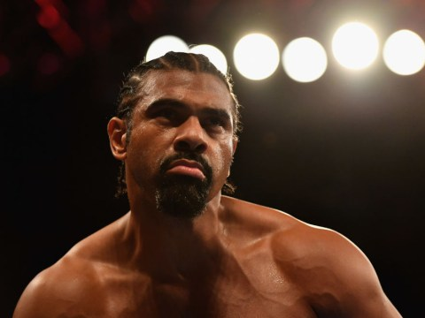 David Haye reveals 'freak accident' has forced him out of Tony Bellew rematch