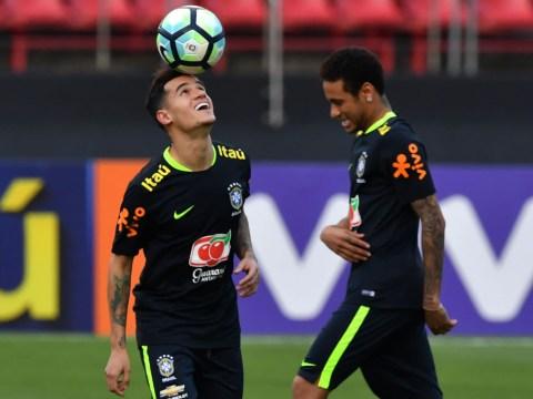 Liverpool's Philippe Coutinho saddened by Barcelona transfer failure, says Neymar
