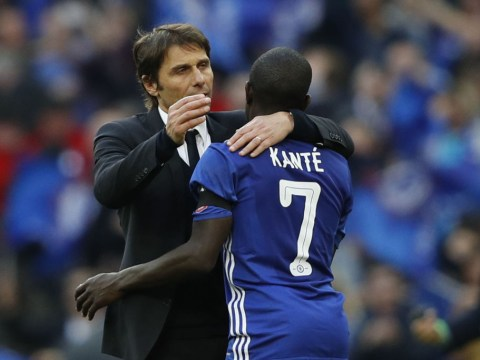 Chelsea's N'Golo Kante only improving, says Antonio Conte