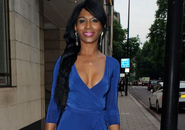 Sinitta 'signs up for Celebrity First Dates' after telling single ex Brad Pitt to call after split from Angelina Jolie