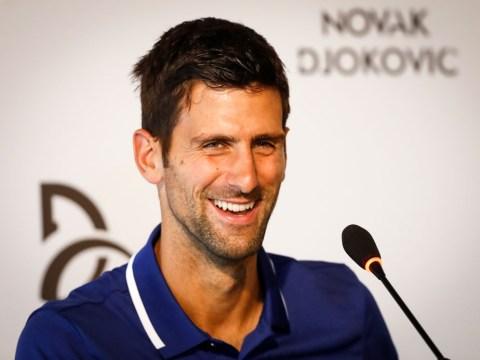 Novak Djokovic provides update on return plans during injury layoff