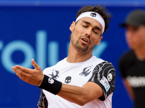 Fabio Fognini says he's no sexist as he responds to US Open ban