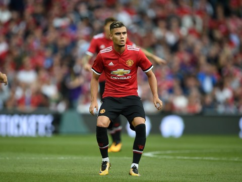 Andreas Pereira keen to see out Valencia loan despite Manchester United recall option