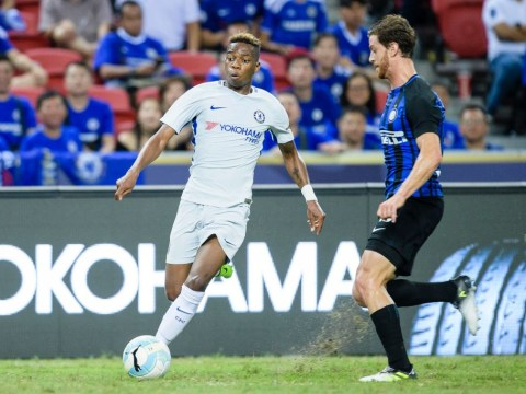 Chelsea's Antonio Conte tips Charly Musonda to shine in variety of positions