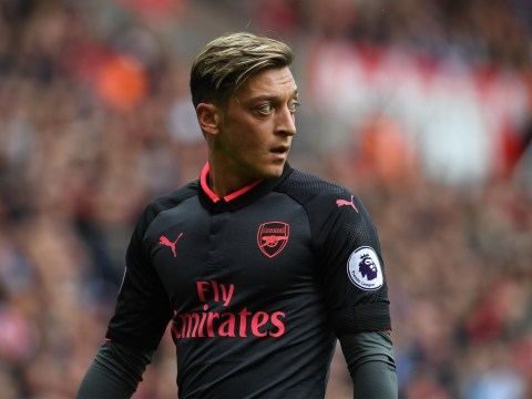 Arsenal star Mesut Ozil hits back at criticism from club legends