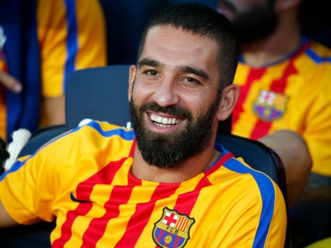 Arda Turan addresses Barcelona future after persist transfer rumours