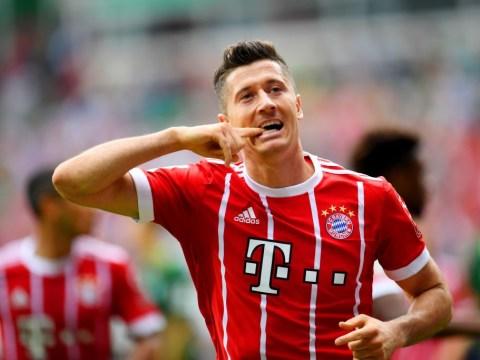 Bayern Munich striker Robert Lewandowski 'obsessed' with securing dream transfer