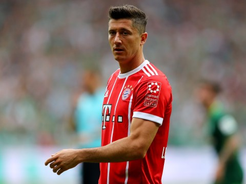 Chelsea and Manchester United target Robert Lewandowski in row over Bayern Munich transfers