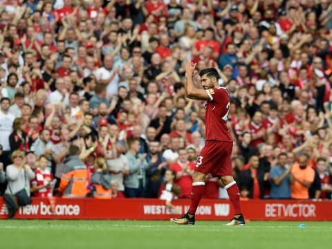 Liverpool midfielder Emre Can will be targeted by Juventus in January