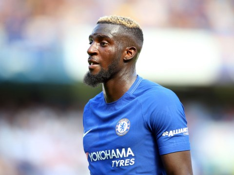 Tiemoue Bakayoko 'all good' following car crash on way home from Chelsea training