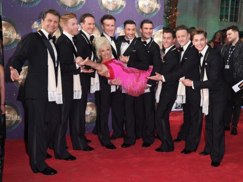 Who are this year's professional dancers on Strictly?