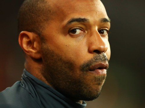 Theirry Henry would swap Sead Kolasinac and Nacho Monreal in Arsenal team