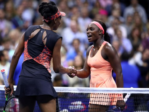 Sloane Stephens pays classy tribute to Venus Williams after reaching US Open final