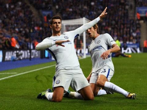 Chelsea striker Alvaro Morata claims studying Cristiano Ronaldo and Fernando Llorente helped make him so dangerous in the air