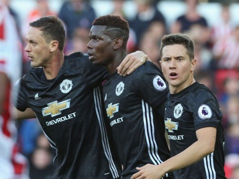 Manchester United's Ander Herrera doesn't mind losing place to Nemanja Matic