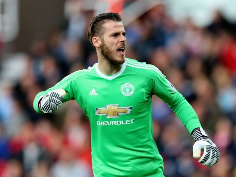 Manchester United star David De Gea vows to become the 'best goalkeeper the world'