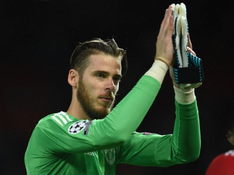Manchester United confident David De Gea will sign new deal with contract talks due to star imminently