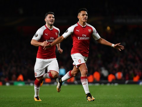 Alexis Sanchez stunner gives Arsenal winning start vs Cologne in Europa League