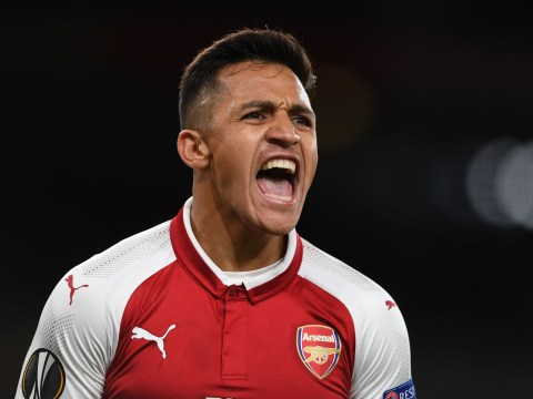 Gary Neville discusses rumours linking Arsenal star Alexis Sanchez with Manchester United move