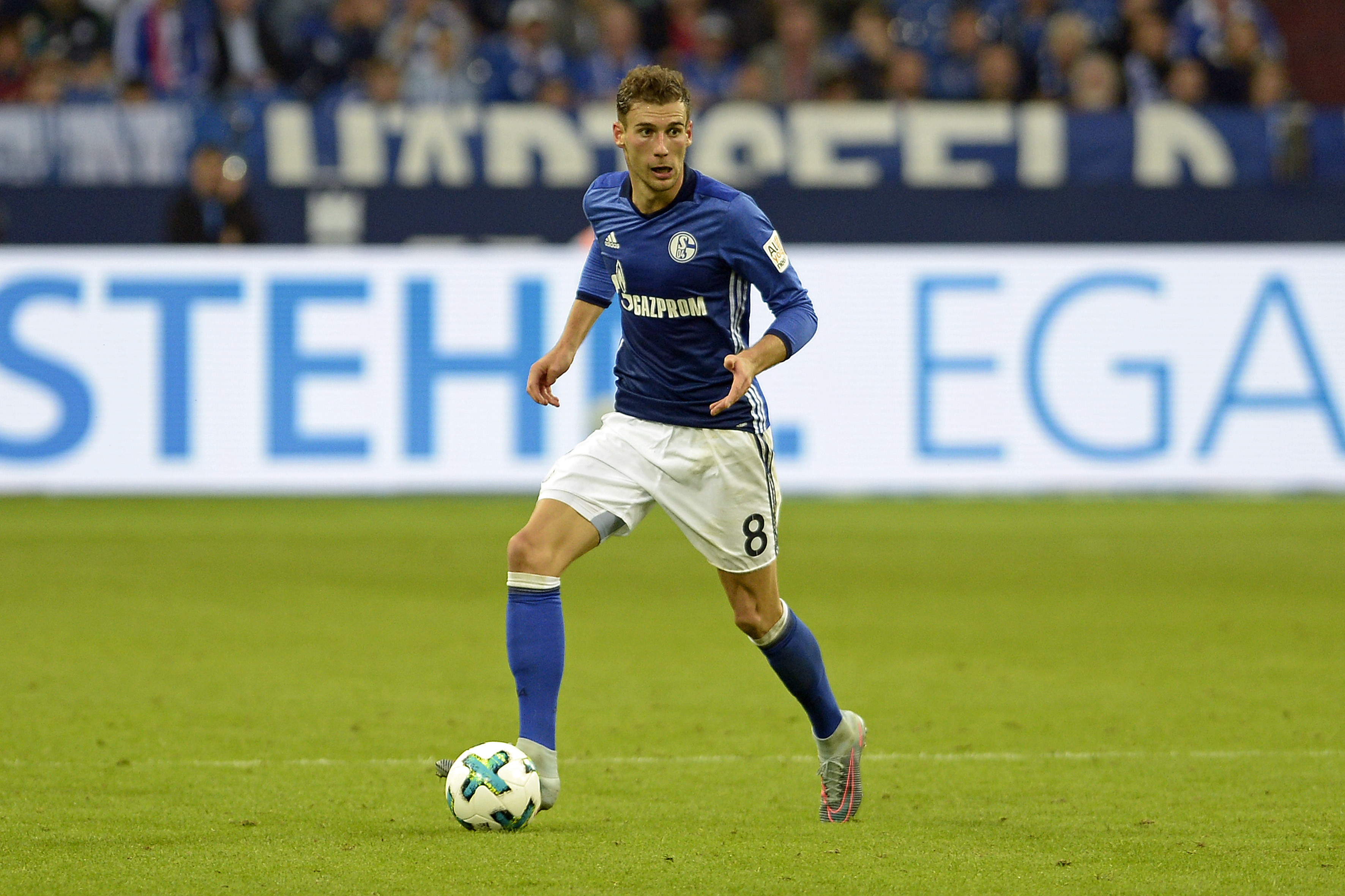 Manchester United, Chelsea and Liverpool among clubs eyeing Leon Goretzka transfer