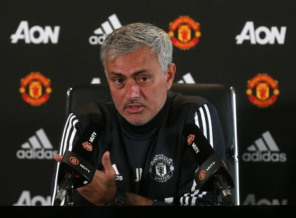 David De Gea, Antonio Valencia, Nemanja Matic and Eric Bailly rested for Burton tie, confirms Manchester United boss Jose Mourinho