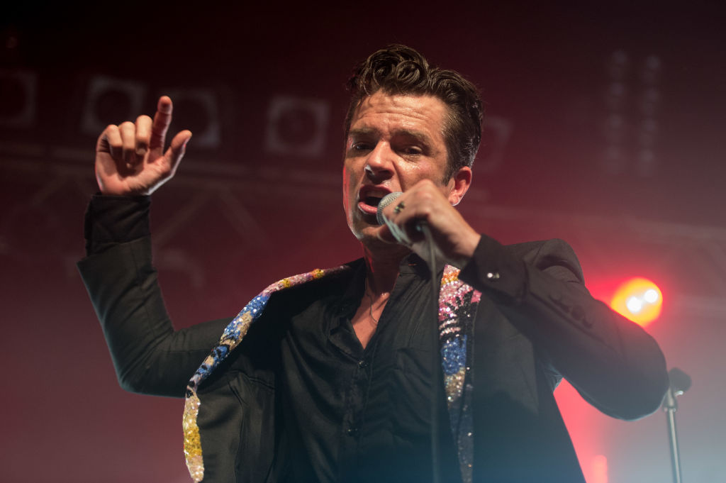 The Killers break UK chart records with fifth album Wonderful Wonderful