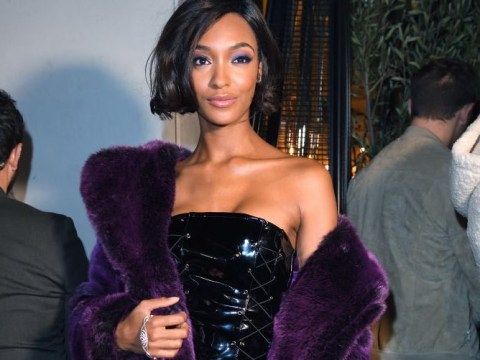 Jourdan Dunn accuses club of 'disliking black people' after Fashion Week launch