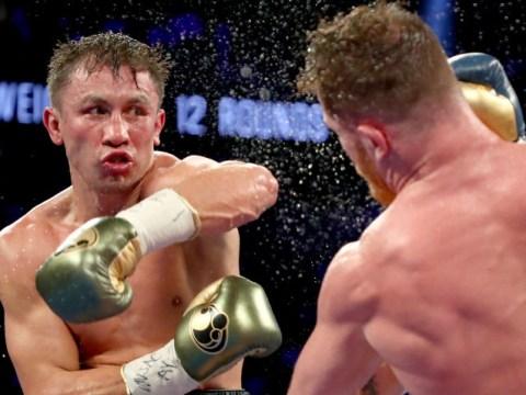 Controversial scorecard judge in Canelo Alverez and Gennady Golovkin title fight had 'bad night'