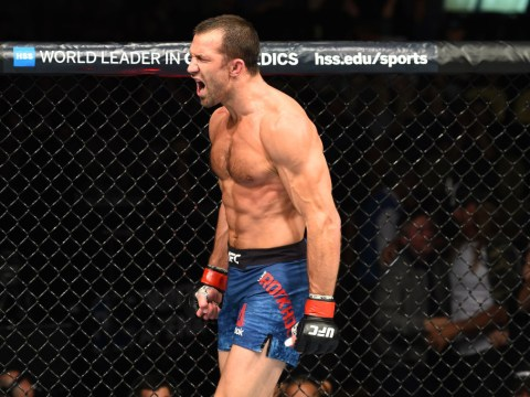 Michael Bisping responds to Luke Rockhold after rival labeled his title defence 'worst in UFC history'