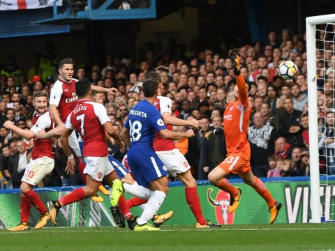 Shkodran Mustafi explains role Sead Kolasinac played in offside goal during Chelsea 0 Arsenal 0