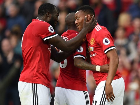 Manchester United boss Jose Mourinho explains why Anthony Martial took penalty against Everton