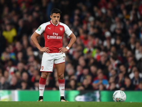 Alexis Sanchez told to 'keep cool' by Arsenal team-mate Laurent Koscielny