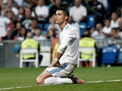 Cristiano Ronaldo matches own unwanted record in Real Madrid defeat to Real Betis