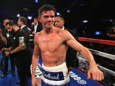 Luke Campbell reveals he kept the death of his father a secret before Jorge Linares fight
