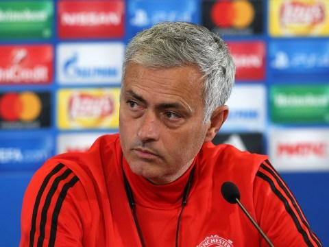 Manchester United boss Jose Mourinho reassures Victor Lindelof over first-team chances