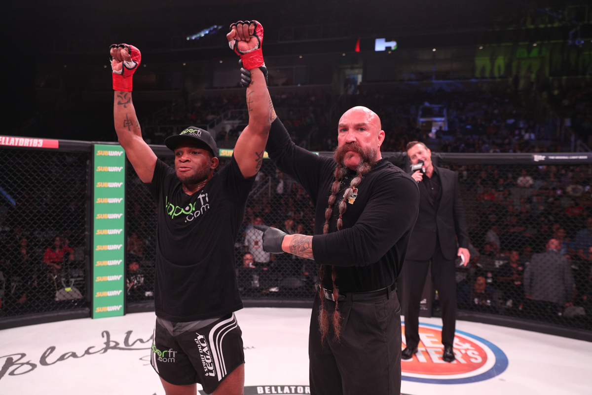 Bellator welterweight Paul Daley doesn't really want to fight British rival Michael 'Venom' Page