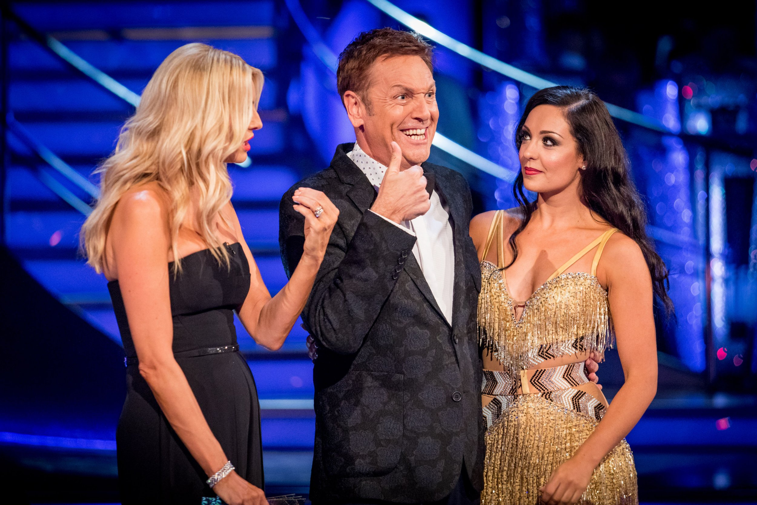 Brian Conley slams reports he is ready to leave Strictly Come Dancing as 'utter bulls***'