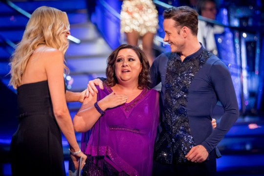 Susan Calman doesn't want to know if you hate her Strictly