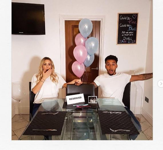 Strictly Come Dancing hopeful Aston Merrygold announces he's expecting his first baby