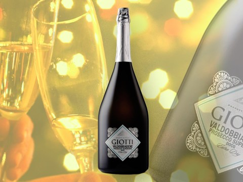 Pass us a glass or twenty: Aldi will soon be selling a three-litre bottle of Prosecco