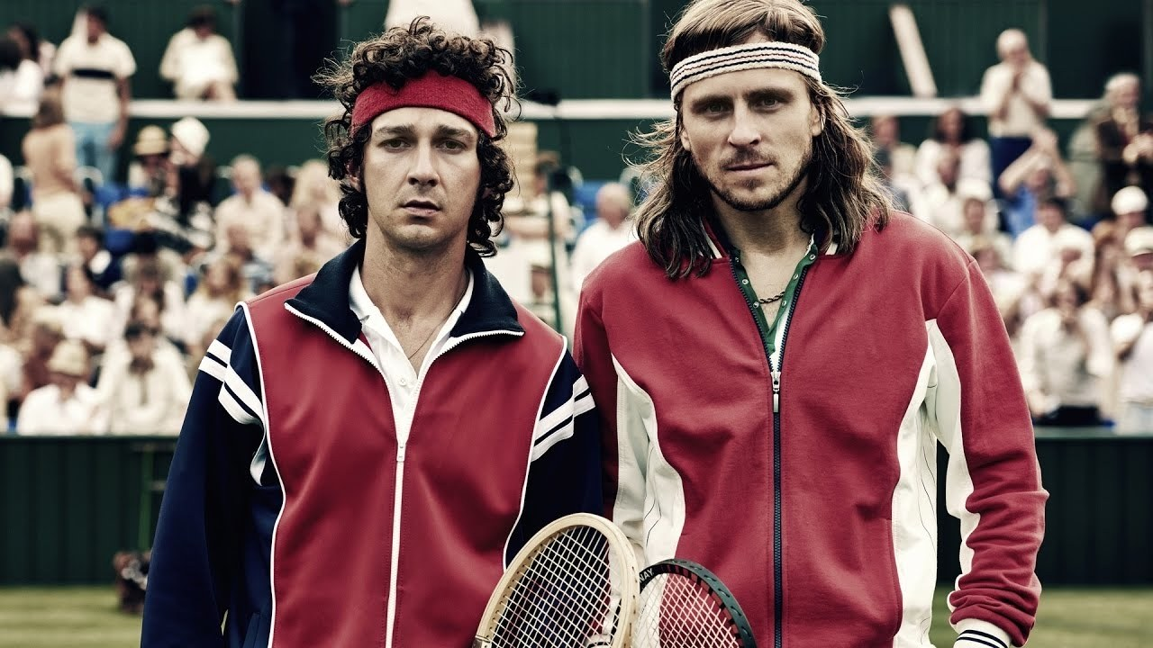 Toronto Film Festival 2017: Borg/McEnroe is a disappointing unforced error
