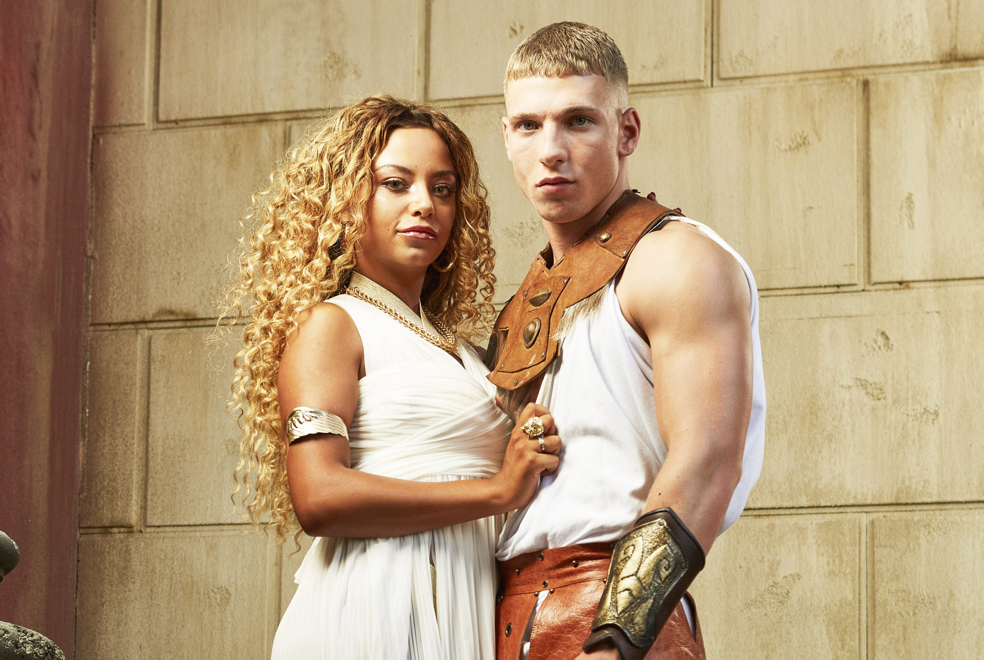 Meet the Bromans couples: Brandon and Nicola first met on Snapchat