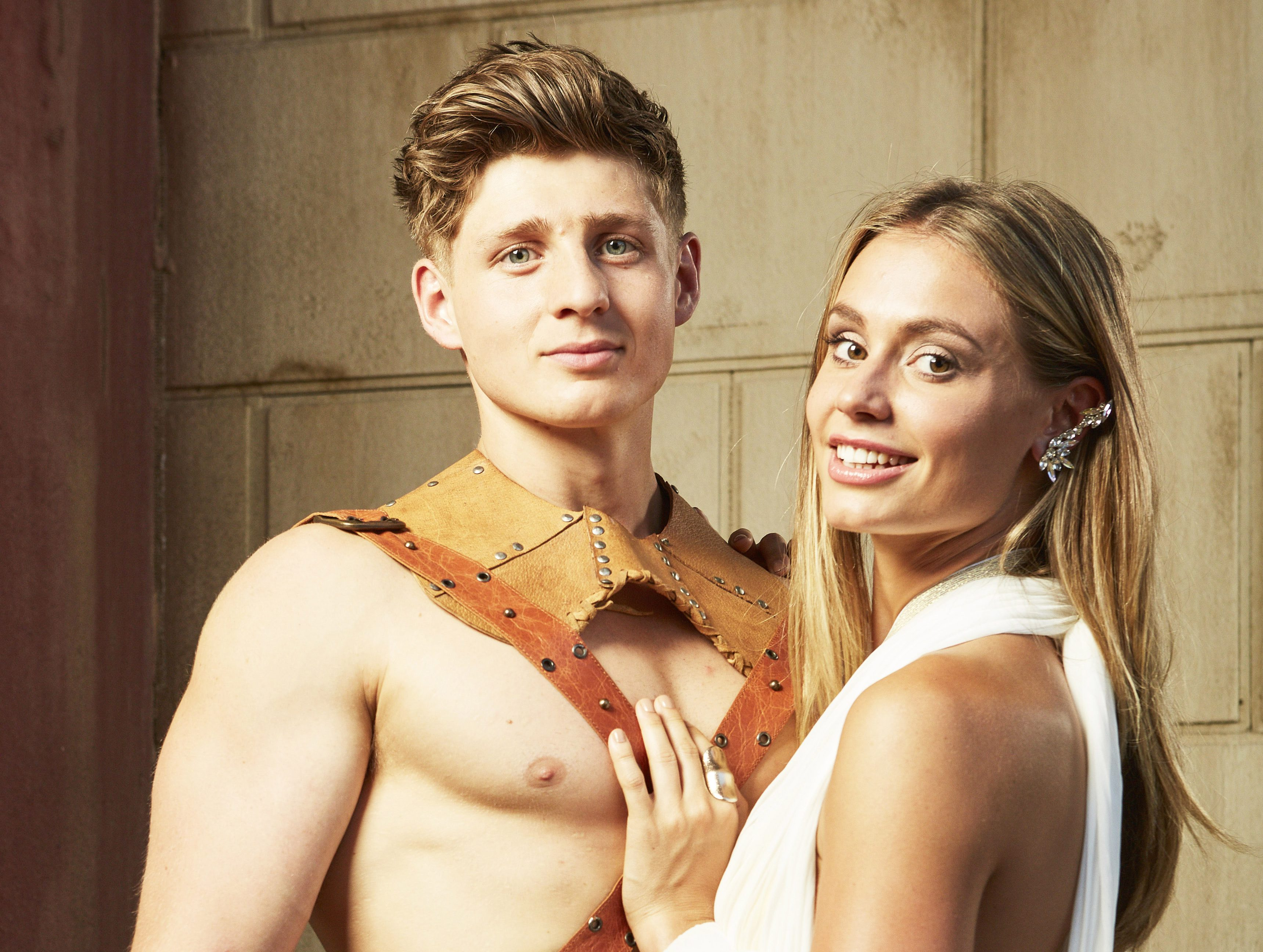 Bromans' Tom admits: 'I bonded with the gold briefs and I've worn them ever since'