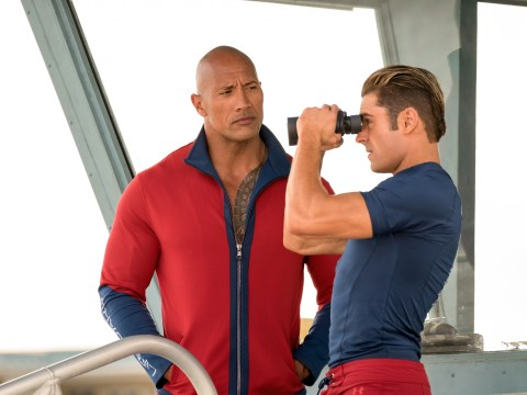 The Rock takes full responsibility for 'rotten' Baywatch film